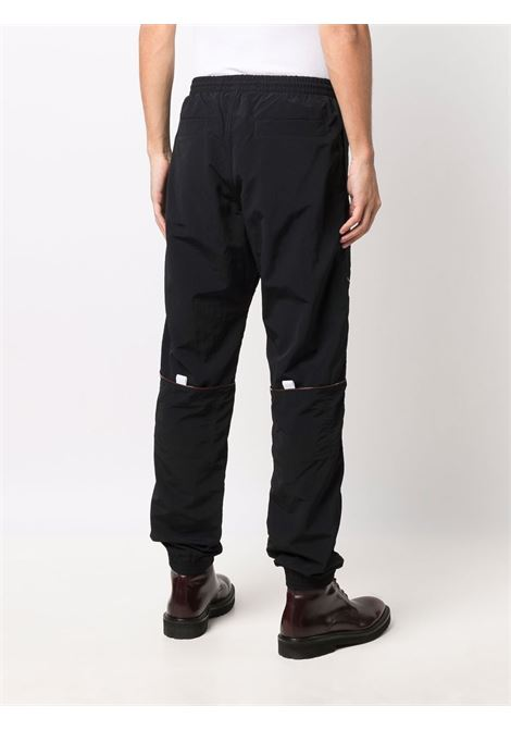 Black Le Jogging track trousers - men  JACQUEMUS | 216PA1031280990