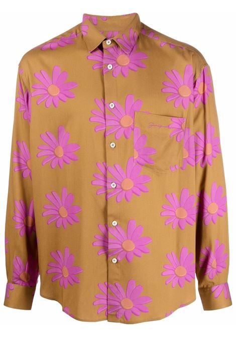 Le chemise simon shirt - men  JACQUEMUS | 216SH00111707AD