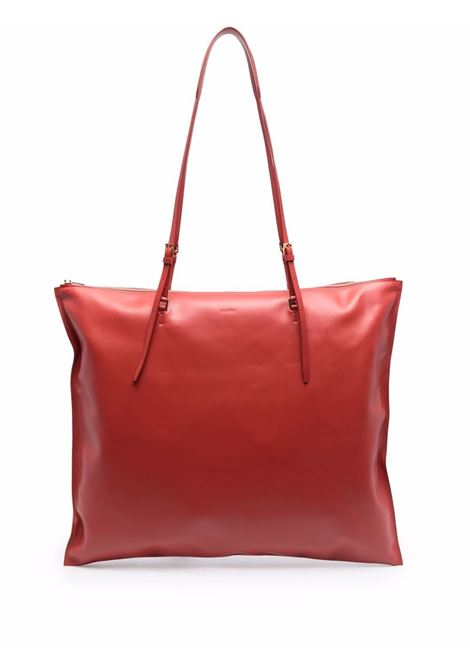 Shoulder bag red- women JIL SANDER   JSPT852585WTB00095600