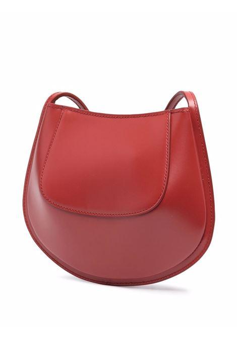 Borsa a tracolla crescent in rosso - donna JIL SANDER | JSPT853433WTB69158N600