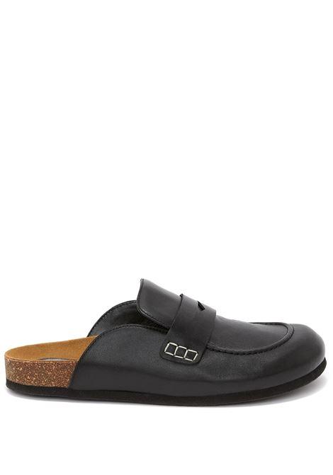 Black slip-on mules - men  JW ANDERSON | ANM36516A12140999