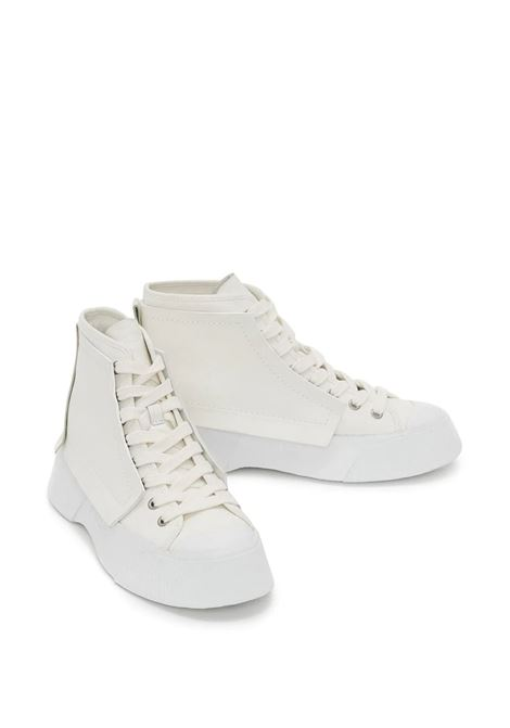 White panelled high-top sneakers - women  JW ANDERSON | ANW37000A14050100