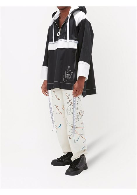 Ivory straight-leg trousers - men  JW ANDERSON | DT0024PG0610006