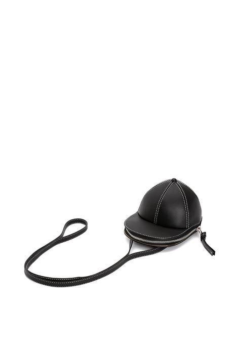 Medium cap crossbody bag black - unisex JW ANDERSON | HB0230LA0020999
