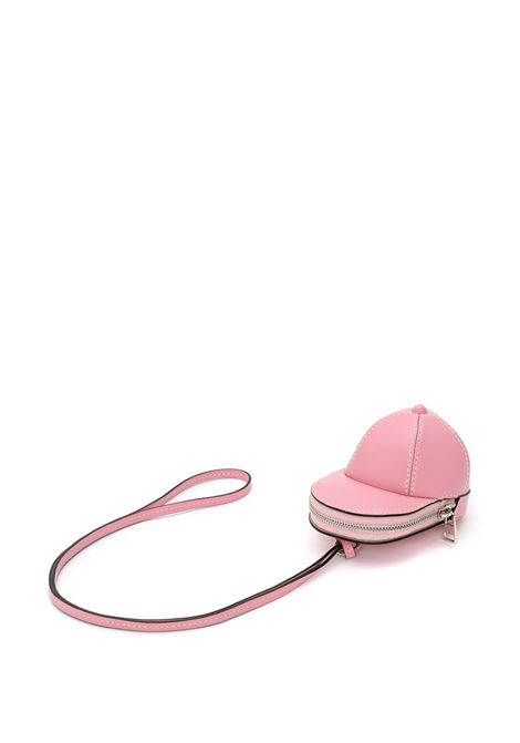 Nano cap crossbody bag pink - unisex JW ANDERSON | HB0232LA0001313