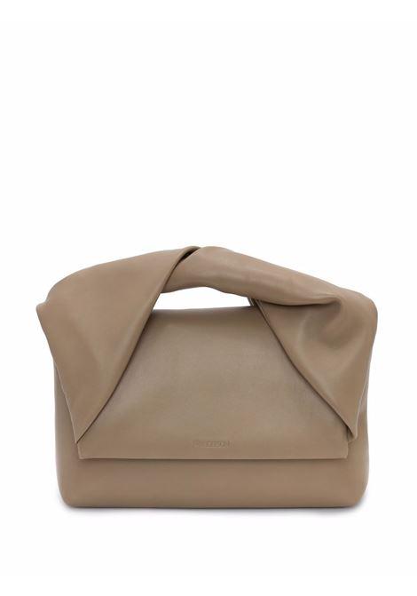 Borsa tote twister in beige - donna JW ANDERSON | HB0407LA0088190