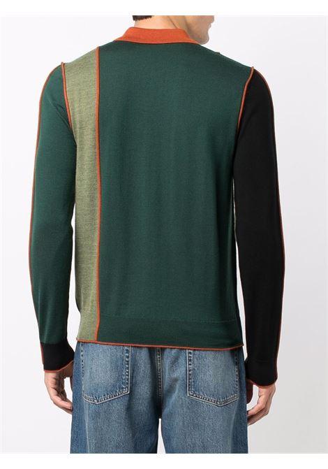 Multicolored jw ancor jumper - men  JW ANDERSON | KW0496YN0008576