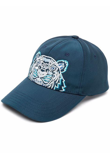 Cappello da baseball con motivo Tiger in blu - unisex KENZO | FA65AC301F2077