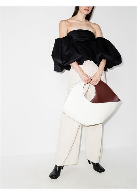 Katerina off-shoulder top in black - women  KHAITE | 2171109200