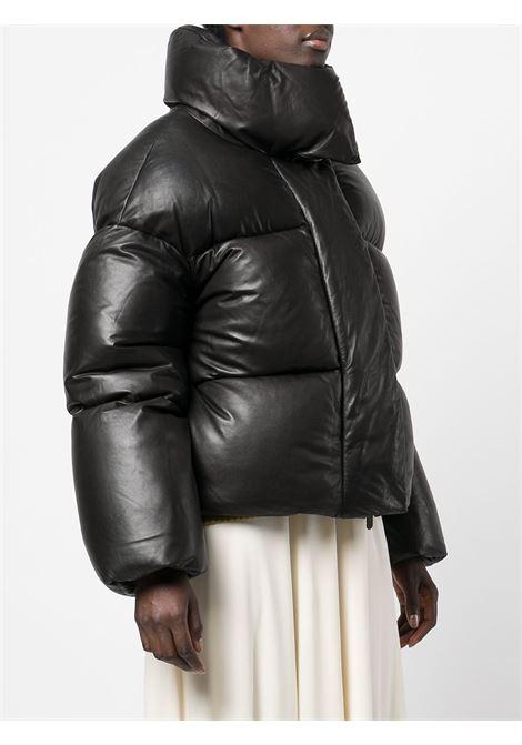 The Raphael puffer jacket in black - women  KHAITE | 6046748200
