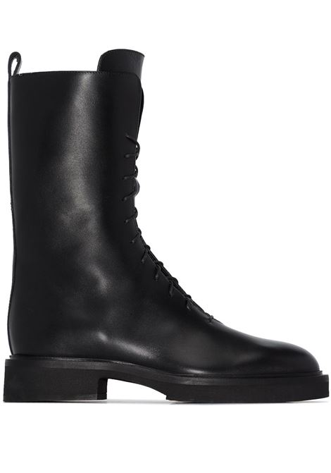 Conley combat boots in black - women  KHAITE | F1008722200