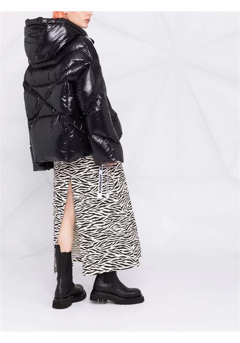 Piumino puff khris iconic in nero - donna KHRISJOY | AFPW001NYLBK01