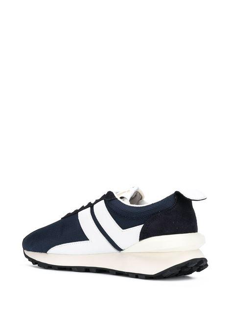 Sneakers running navy blue- uomo LANVIN | FMSKBRUCDRAG2900