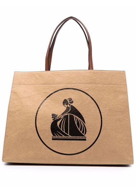 Handbag beige- women LANVIN | LWBGTK02KRLA0210