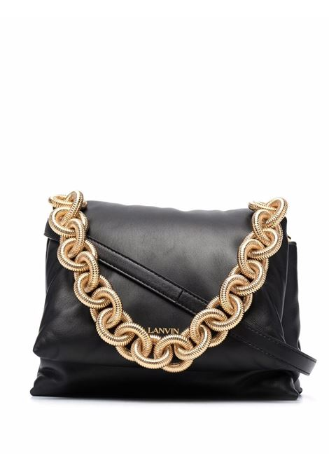 Handbag black- women LANVIN | LWBGXA01NAPA10