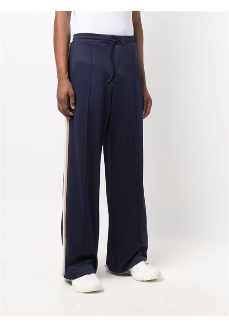 Pantalone dritto navy blue- uomo LANVIN | RMTR0042J03929