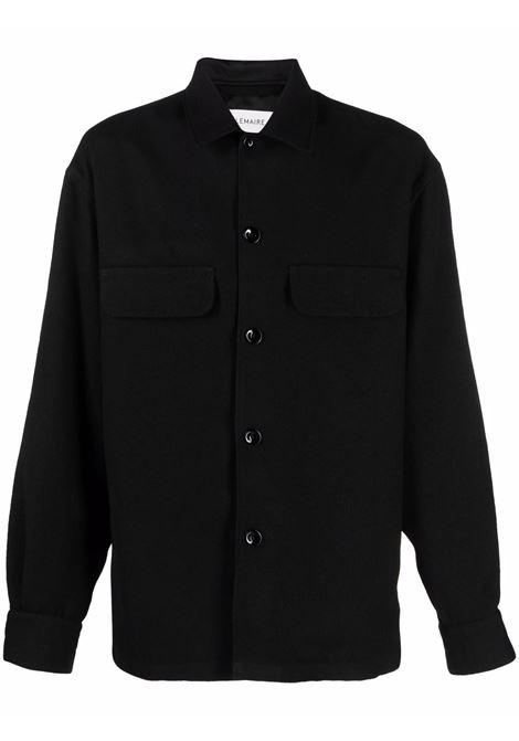 Jacket shirt black- men LEMAIRE   M213OW180LF608999