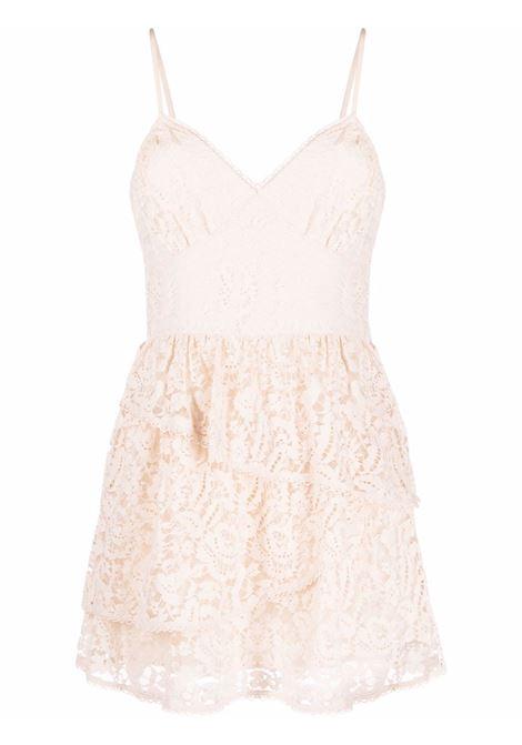 Ivory mini lace sundress - women  LOVESHACKFANCY | D1264910BTRCR