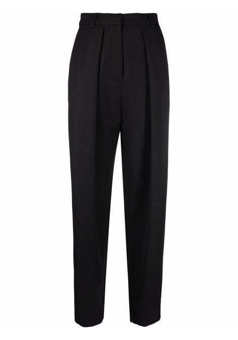 Pantaloni affusolati in nero - donna MAGDA BUTRYM   154921BLK