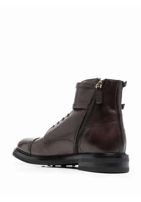 Stivali george marrone - uomo MALONE SOULIERS | GEORGE3CFF