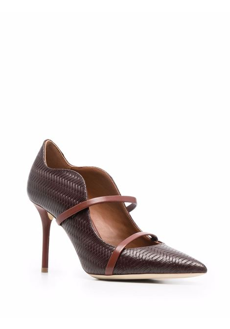Maureen pumps brown - women MALONE SOULIERS | MAUP8575UMBR
