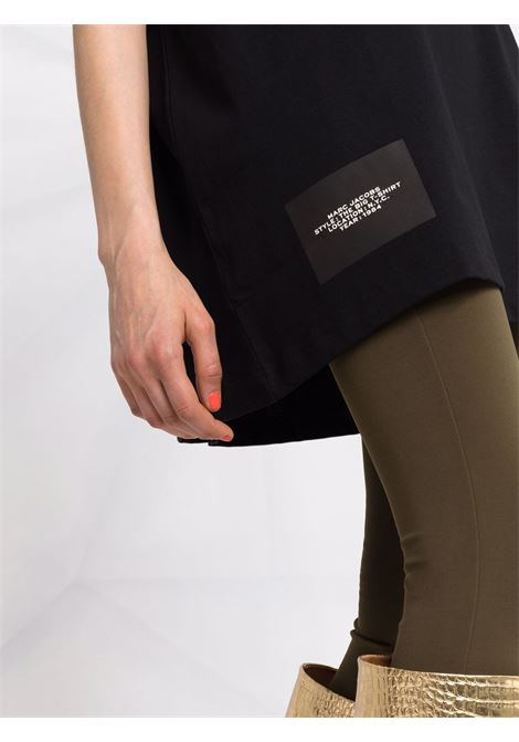 T-shirt the big nero - donna MARC JACOBS | C602C06PF21001