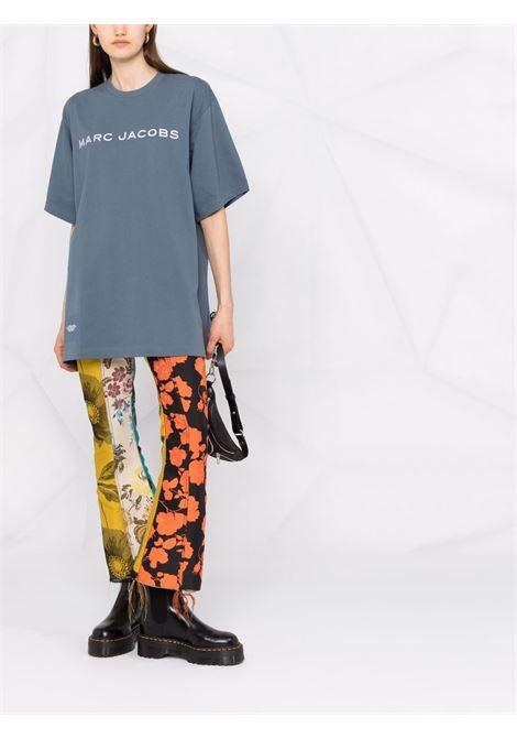 T-shirt the big blue - donna MARC JACOBS | C602C06PF21481