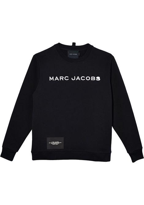 The Sweatshirt' signature sweatshirt in black - women  MARC JACOBS | C604C05PF21001