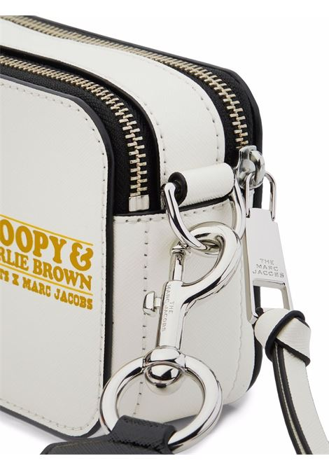 x Peanuts The Snapshot camera bag in white - women  MARC JACOBS | H119L01FA21177