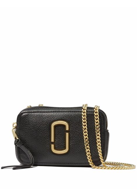 The Glam Shot 17 bag in black - women MARC JACOBS | H121L01FA21001