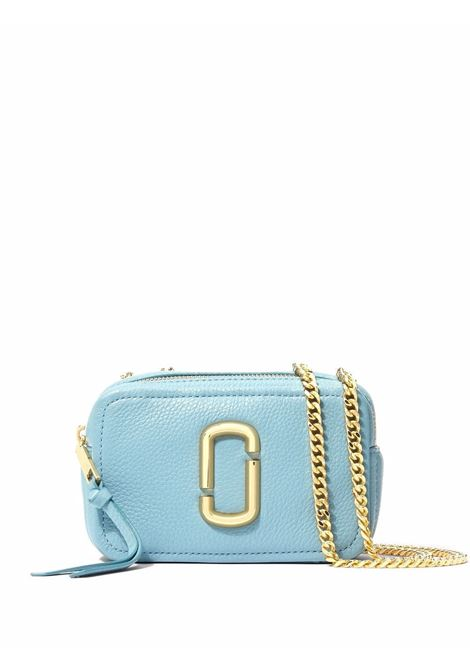 The Glam Shot 17 bag in blue - women MARC JACOBS | H121L01FA21459
