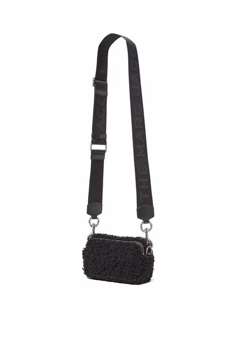 The Snapshot Teddy camera bag in black - women  MARC JACOBS | H130M06FA21001