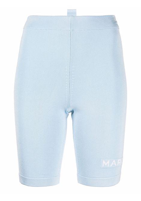 Shorts con logo azzurro - donna MARC JACOBS | N426M01PF21481