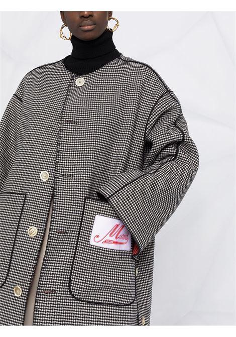 Cappotto reversibile rosso e nero - donna MARNI | CPMA0175B0UTW917CHR65