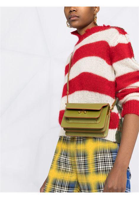 Striped jumper women  MARNI | DVMD0110Q0UFU190MXR69