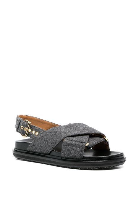 Fussbett sandals women  MARNI | FBMS003801P136300N95