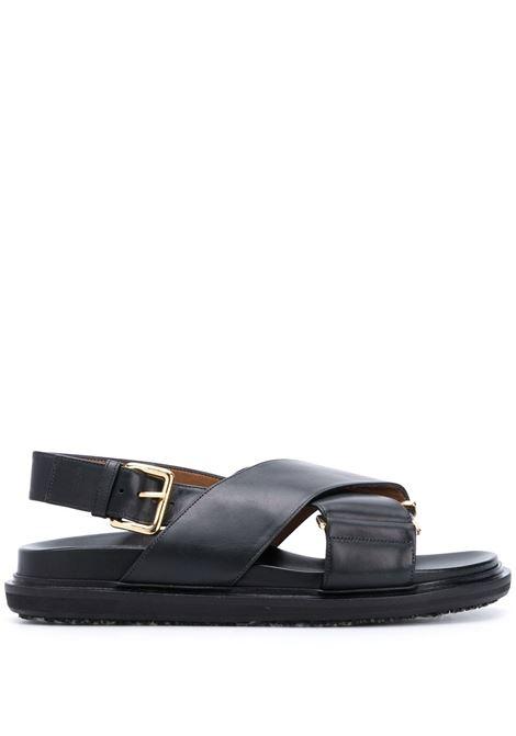 Fussbett sandals women MARNI | FBMS005201P361400N99