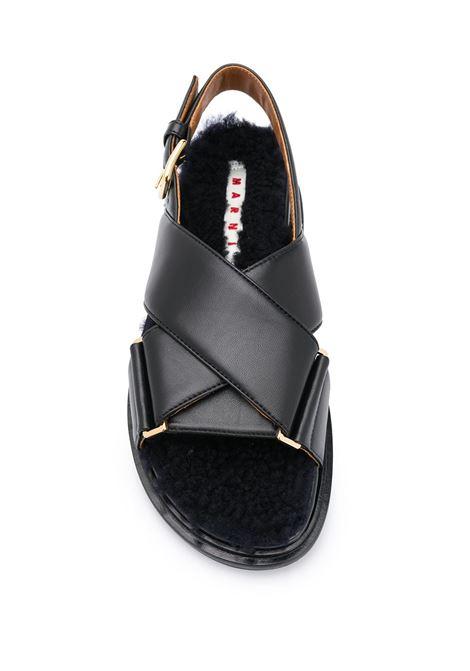 Fussbet sandals women  MARNI | FBMS008701P3387ZL866
