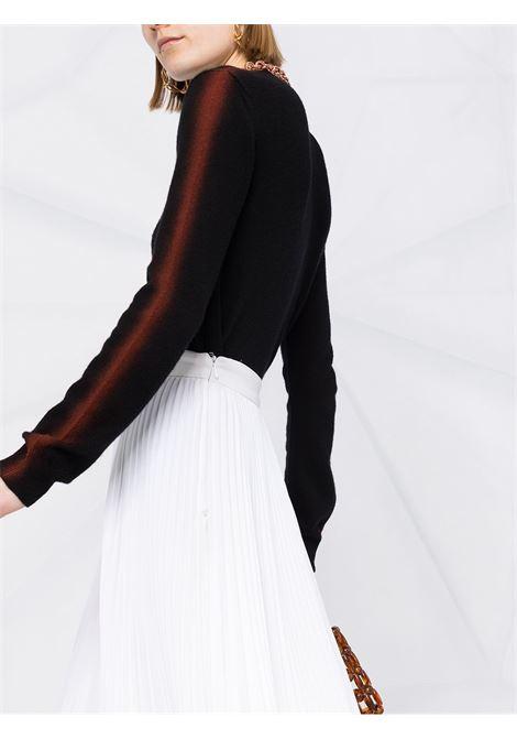 Side-stripe jumper women MARNI | GCMD0284A6UFX399OTN99