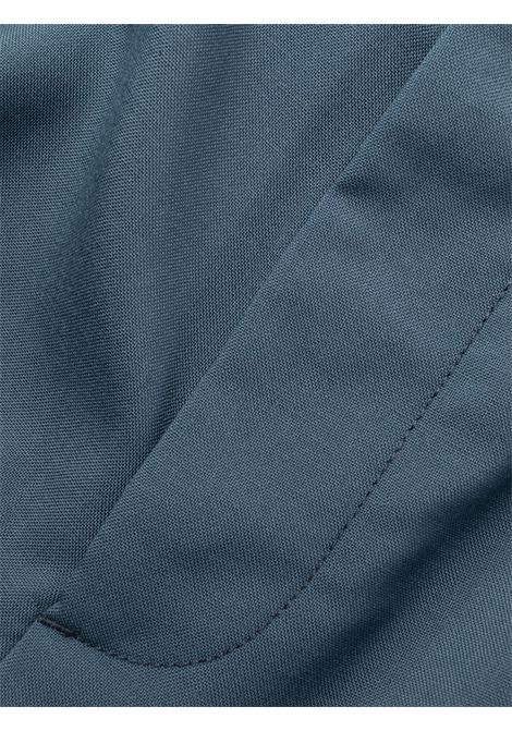 Trousers with pleat detail blue- men MARNI | PUMU0017A0TW83900B37