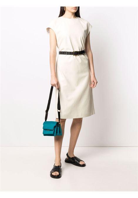 Trunk shoulder bag in green - women  MARNI | SBMP0089Q0TN685Z3O17
