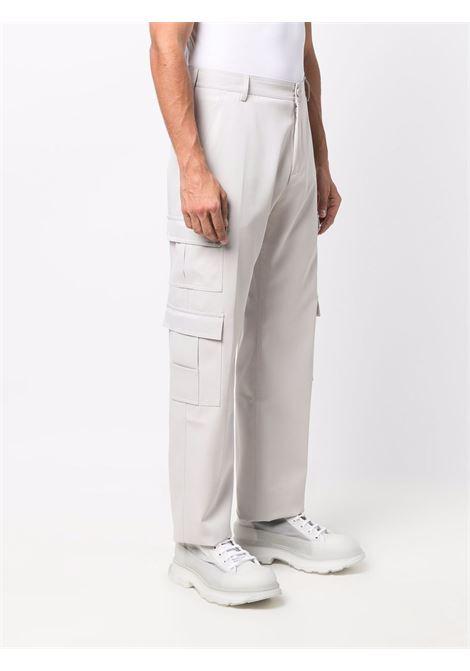 Pantaloni cargo in grigio - uomo MARTINE ROSE | M826PTMR008