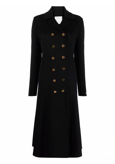 Black dorema double-breasted coat - women  MAXMARA SPORTMAX | 20160119600009