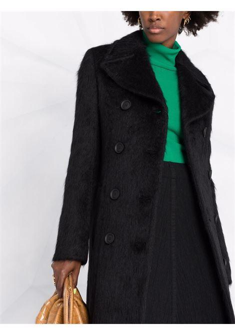 Black laurenh double-breasted coat - women  MAXMARA SPORTMAX | 20160212600004