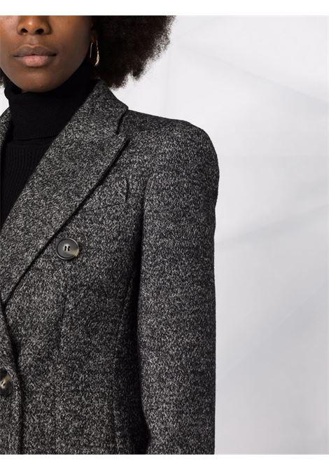 Grey elfo tailored coat - women  MAXMARA SPORTMAX | 20160513600001