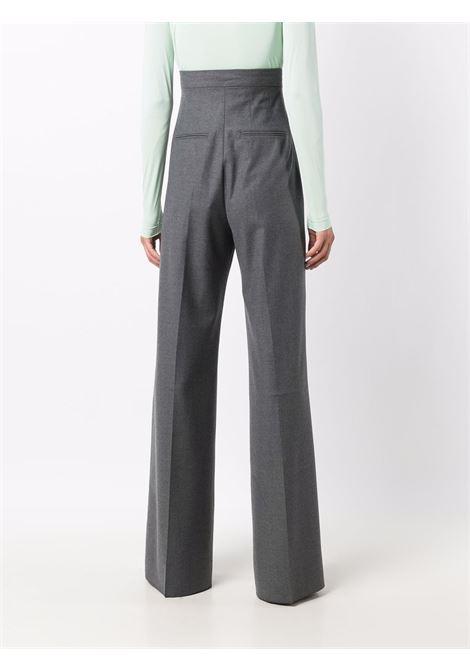 Grey orel wide-leg trousers - women  MAXMARA SPORTMAX | 21360516600002
