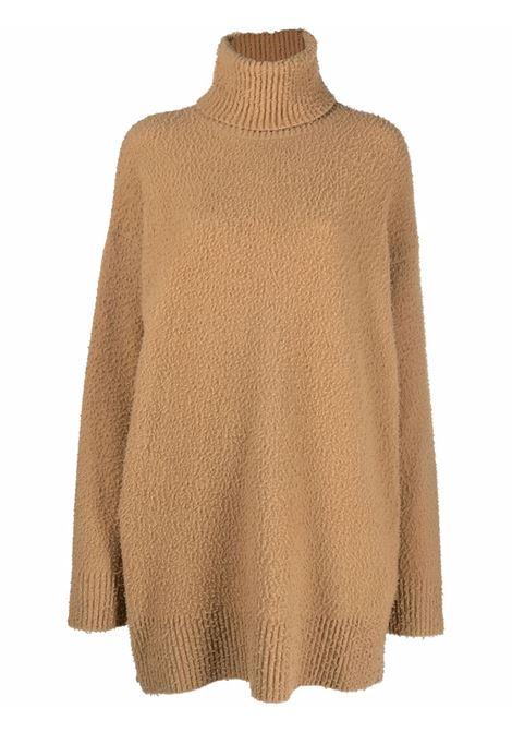 Unghia oversized jumper in beige - women  MAXMARA SPORTMAX | 23260319600001