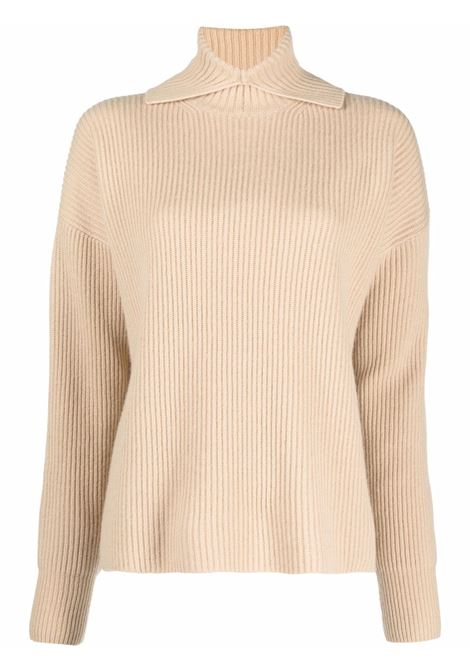 Loose-fit giulia jumper in beige - women  MAXMARA SPORTMAX | 23660413600007