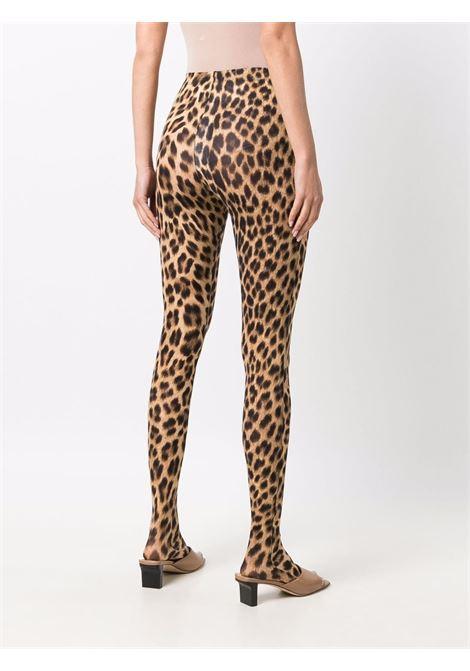 Leccio leggings animal print - women  MAXMARA SPORTMAX | 27860119600002