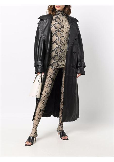 Leccio leggings animal print - women  MAXMARA SPORTMAX | 27860119600003